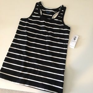 Old navy girls Small striped tank